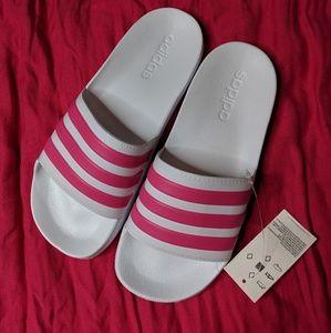 NWT Adidas slides